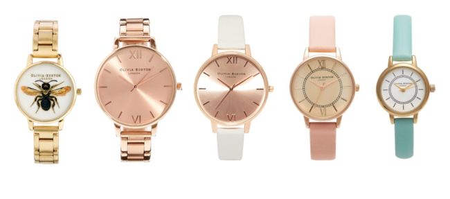 Olivia Burton Watch Wishlist